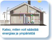 maalämpö energian säästössä